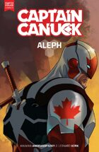 Captain Canuck Vol. 1 TP: Aleph
