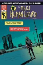 The Pitiful Human-Lizard #7