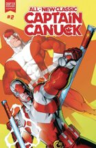 All New Classic Captain Canuck #2