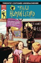 The Pitiful Human-Lizard #9