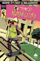 The Pitiful Human-Lizard #10