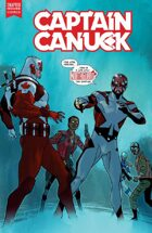 Captain Canuck #10