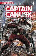 Captain Canuck #1 (2017)