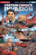 Captain Canuck: Invasion
