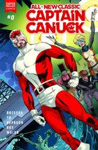 Complete All New Classic Captain Canuck (Ed Brisson)  [BUNDLE]