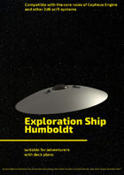 Exploration Ship Humboldt