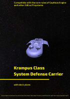 Krampus Class System Defense Carrier