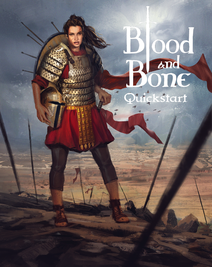 Blood and Bone - Quickstart Rules
