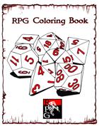 RPG Coloring Book