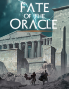 Fate of the Oracle - A Greek Adventure for 5e