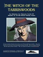 The Witch of the Tarriswoods