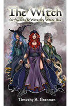 The Witch for Swords & Wizardry White Box