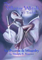 The Winter Witch for Swords & Wizardry