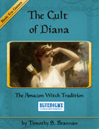 Cult of Diana: The Amazon Witch for Basic Era Games
