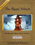 The Basic Witch: The Pumpkin Spice Witch Tradition