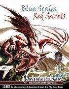 LG BK Classics #1: Blue Scales, Red Secrets