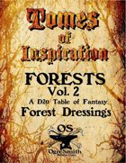 Tomes of Inspiration: Forests vol 2 Forest Dressings