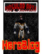 Joe Singleton's HeroBlog series
