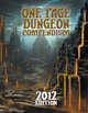 One Page Dungeon Compendium 2012 Print Edition
