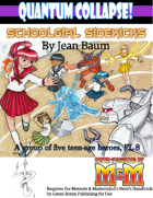Quantum Collapse: Schoolgirl Sidekicks