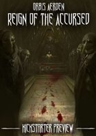 Orbis Aerden: Reign of the Accursed - Kickstarter Preview