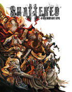 Shattered: A Grimdark RPG