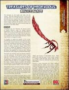Treasures of NeoExodus: Malice Blade (PFRPG)