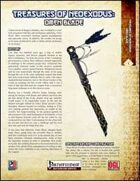 Treasures of NeoExodus: Omen Blade (PFRPG)