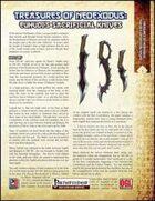 Treasures of NeoExodus: Euhudi's Sacrificial Knives (PFRPG)