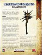 Treasures of NeoExodus: Death's Folly (PFRPG)