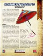 Treasures of NeoExodus: Raindrop (PFRPG)