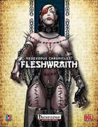 NeoExodus Chronicles: Fleshwraith (PFRPG)