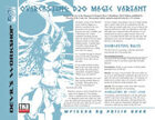 Overcasting: d20 Magic Variant