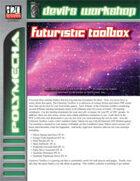Futuristic Toolbox