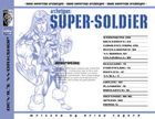 Archetype: Super-Soldier
