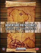 Adventure Path Iconics: Path of Pirates (PFRPG)