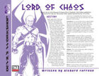 Lost Classes: Lord of Chaos
