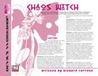 Lost Classes: Chaos Witch