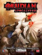 Obsidian Apocalypse (PFRPG)