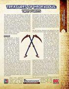 Treasures of NeoExodus: Twin Furies (PFRPG)