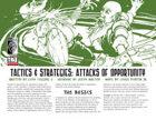 Tactics & Strategies: Attacks of Opportunity