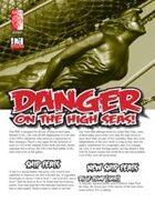 Danger on the High Seas