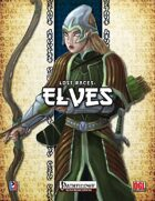 Lost Races: Elves (PFRPG)