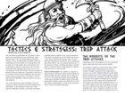 Tactics & Strategies: Trip Attack
