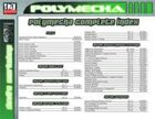 Polymecha Complete Index