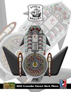 Stock Armada: 004 Crusader Escort Deck Plans
