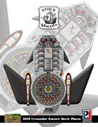 Stock Armada: 004 Crusader Escort Deck Plans
