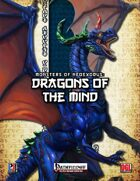 Monsters of NeoExodus: Dragons of the Mind (PFRPG)