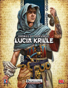 Enemies of NeoExodus: Lucia Krille (PFRPG)