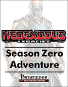 NeoExodus Legacies Keystone Episode 0.2 – Machine (PFRPG)
